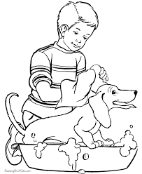 coloring extraordinary pets coloring pages pets