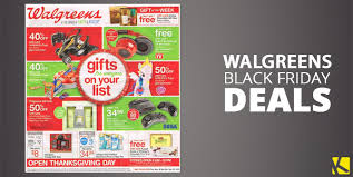 walgreens black friday 2015 ad the krazy coupon