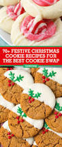 70 best christmas cookie recipes 2017 easy ideas for holiday