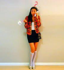 Cher Clueless Halloween Costume Diy Cher Horowitz Clueless Halloween Costume U2026 Pinteres U2026