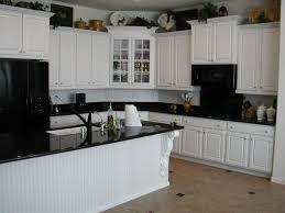 white kitchen island with black granite top kitchen room 2018 white kitchen cabis with black appliances home