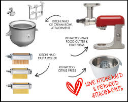 Kitchen Aid Pasta Press by Kitchen Aid Attachments Luxury Kitchen Ideas With Red Silver