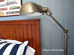 a new floor lamp calypso in the country