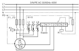 bitzer compressor protection module se e1 motor protector part