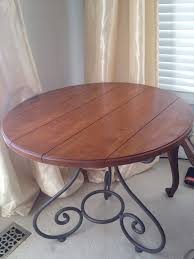 ethan allen coffee table and end tables ethan allen legacy country french wrought by ogradyschintzntea