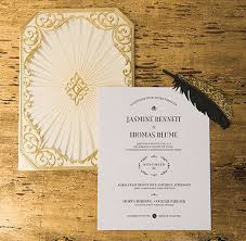 gatsby wedding invitations great gatsby wedding invitations and get inspired to create your