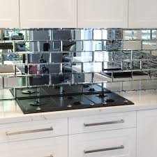 kitchen splashback ideas how glitzy and glamorous does jo s new kitchen splashback look