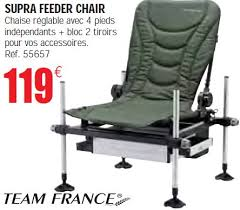 siege de peche pas cher level chair equipé
