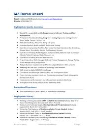 100 web services testing resume qa resumes resume for your