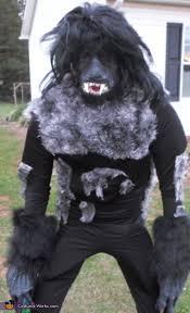 Werewolf Costume Homemade Werewolf Costume