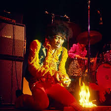 Jimi Hendrix Quotes Love by Jimi Hendrix Sets His Guitar On Fire On Stage At The Monterey Pop