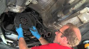 replacing a bmw self adjusting clutch u0026 dual mass flywheel part 1