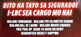Timbangan Cargo lbc express box a big gift for your loved ones this