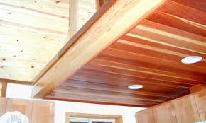 Pine Ceiling Boards by California Redwood Ceiling Paneling Bear Creek Lumber