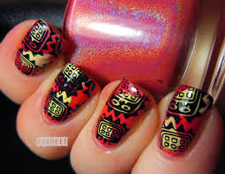 top mexican acrylic nail designs images for pinterest tattoos