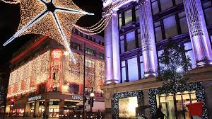 christmas lights and decorations in london visitlondon com