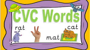 N Cvc Words by Phonics Cvc Words Reading With Phoneme Fingers Youtube