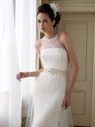 high neck halter wedding dress halter wedding dress rosaurasandoval