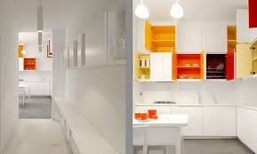 what type of paint for inside kitchen cabinets paint bright colors inside your white kitchen cabinets