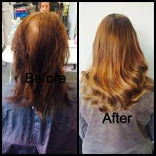 Color Extensions For Hair by Before And After