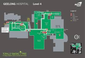 maps barwon health