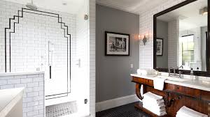Black And White Bathroom Decorating Ideas by Art Deco Bathroom Lightandwiregallery Com