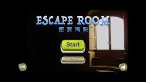 escape challenge 1 escape the room games gameplay ios youtube