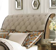 Tufted Sleigh Bed King Cotswold King Upholstered Sleigh Bed By Liberty Home Gallery Stores