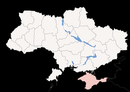 Map Of Ukraine And Crimea File Map Of Ukraine Political Simple Oblast Krim Png Wikimedia