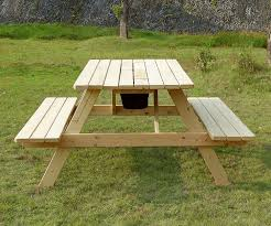 Merry Garden Potting Bench by Amazon Com Merry Garden Cooler Picnic Table Kit Garden U0026 Outdoor