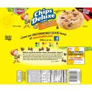 keebler chips deluxe peanut butter cups cookies 11 6 oz walmart com