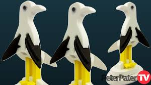 diy how to make 3d seagull bird bird making craft for kids