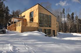Icf Cabin Projects Archives Robert Swinburne Vermont Architect