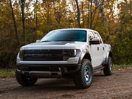Ford Raptor White - image ford roush f 150 svt raptor white forests front automobile