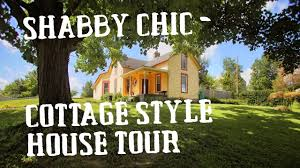 shabby chic country living cottage style house tour house for