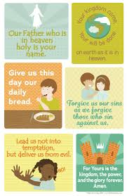 102 best the lord u0027s prayer for children images on pinterest
