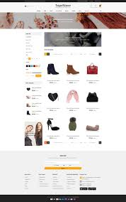 topz responsive multi purpose ecommerce psd template by toppsd