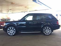 range rover blue used blue land rover range rover sport for sale bedfordshire
