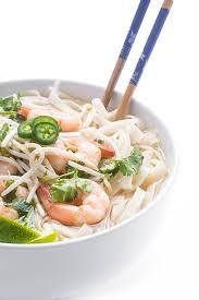 pho cuisine shrimp pho noodle soup the lemon bowl