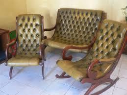 canapé cuir anglais chesterfield salon cuir vert anglais occasion clasf