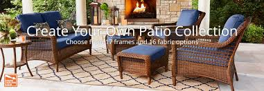The Home Depot Patio Furniture by Create Your Own Patio Collection At The Home Depot