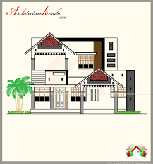 1500 square feet house plan with beautiful combine style elevation