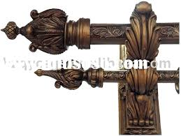 Curtain Rod Finials Lowes Wooden Curtain Rods Wood Drapery Hardware Decorative Wood Curtain