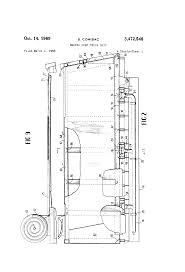 patent us3472548 heated dump truck body google patents