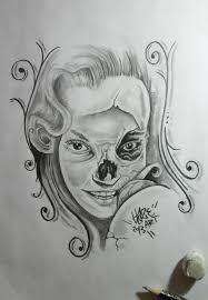 skull design by blazeovsky on deviantart