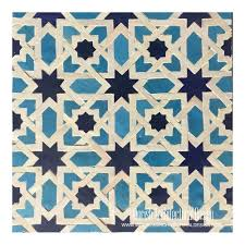 manufacturer of handmade moroccan tile