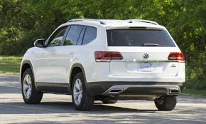 2018 volkswagen atlas interior 2018 volkswagen atlas first drive review autonxt