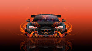 red audi r8 wallpaper audi r8 front super fire abstract car 2016 wallpapers el tony cars