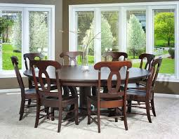 half moon kitchen table and chairs round dining table seats 8 attractive for 10 throughout 4 within