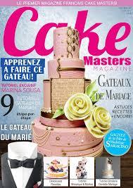 Cake Decorating Magazine Issues French Juin 2017 Issue Cake Masters Magazine